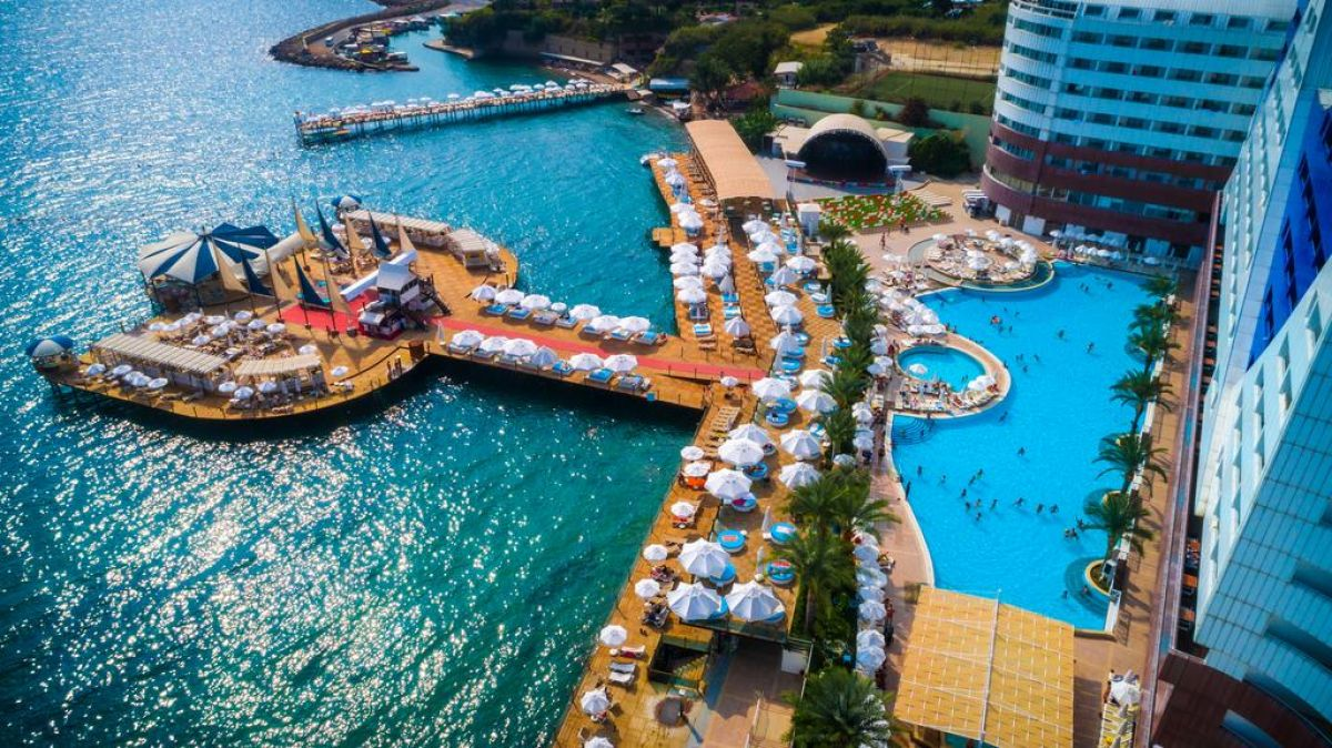 ORANGE COUNTY RESORT HOTEL ALANYA (ex Vikingen Quality)