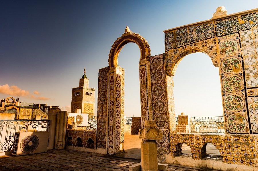 TUNISIA - Paste 2020