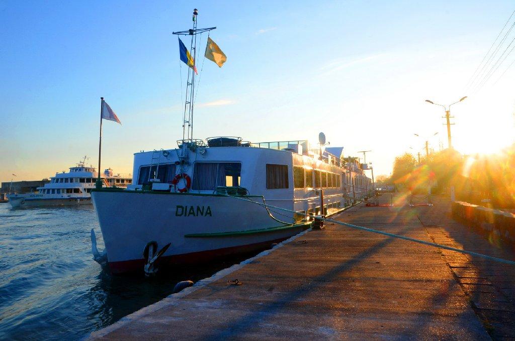 MS DIANA - Nava Croaziera Delta Dunarii ALL INCLUSIVE