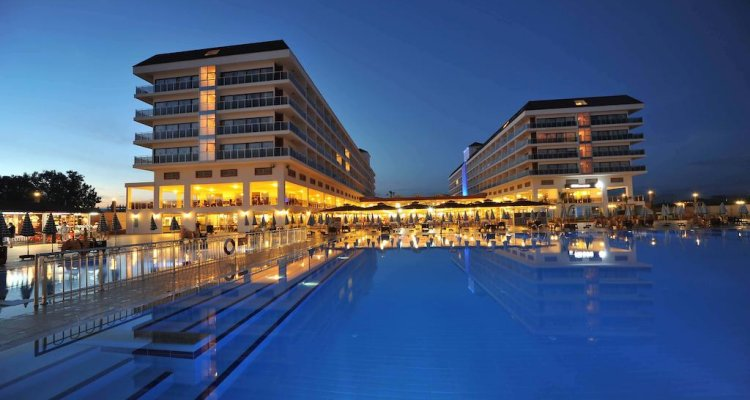 Eftalia Aqua Resort – All Inclusive