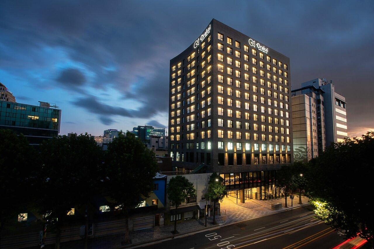 Orakai Daehakro Hotel