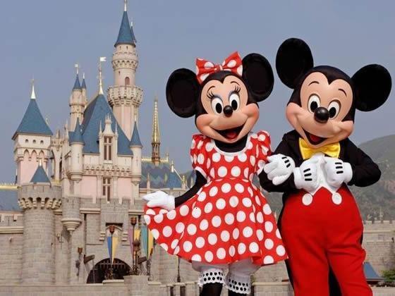 Disneyland Paris 2020 - Magia personajelor din desenele animate (27.10)