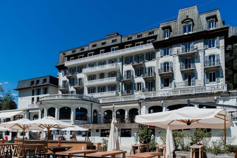La Folie Douce Hotel Chamonix