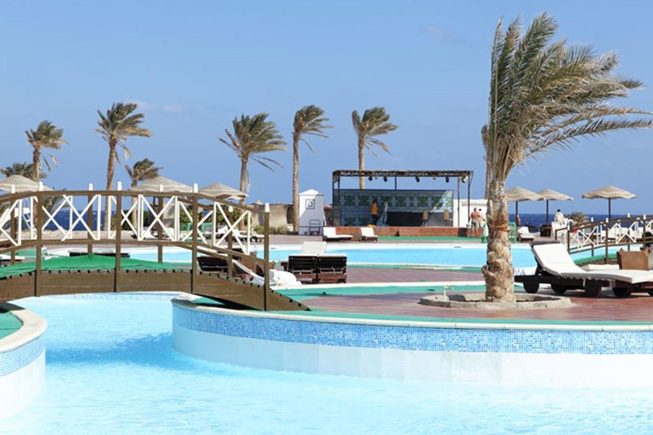 The Three Corners Sea Beach Resort