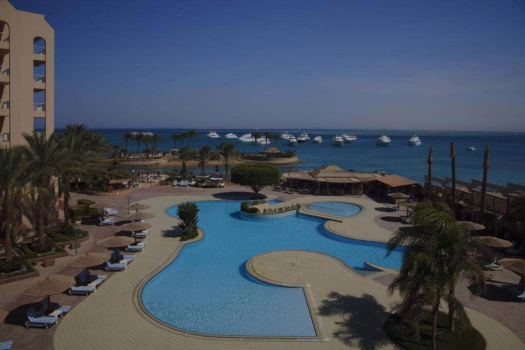 MARRIOTT BEACH RESORT - HURGADA