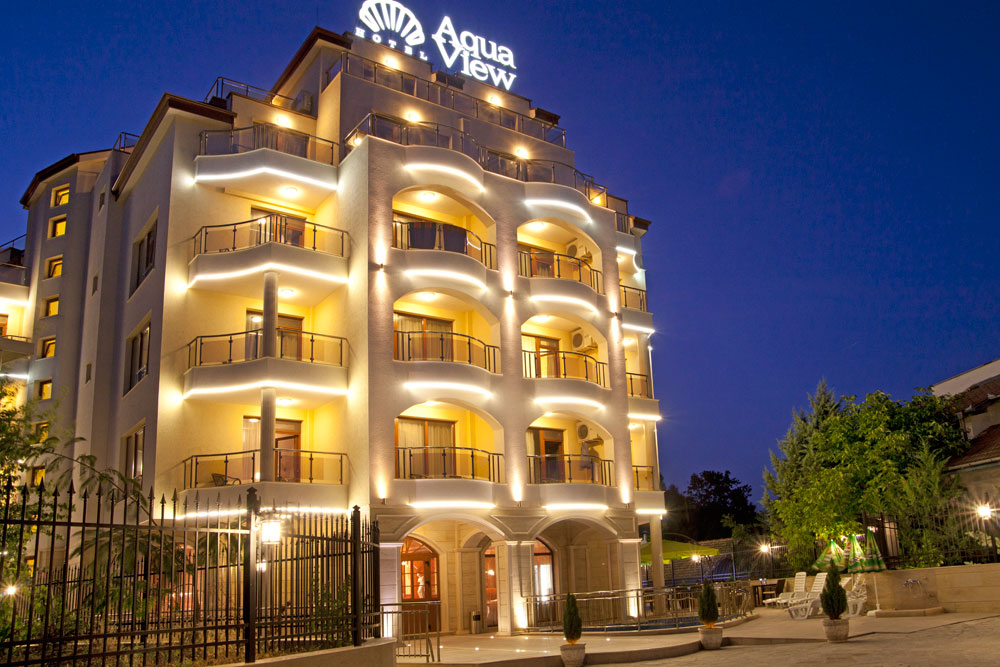 Aqua View Boutique Hotel