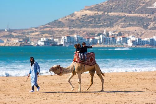 Circuit Marrakech - Sahara - Agadir - Casablanca - Andaluzia