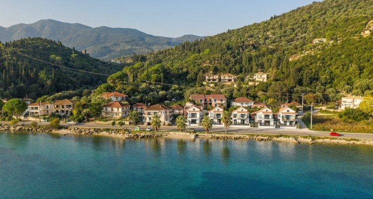 White Rock Villas Lefkada
