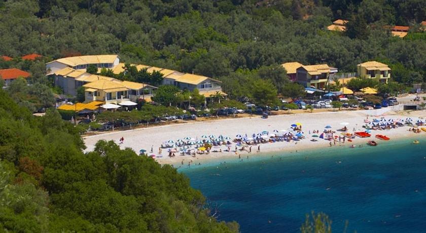 ROUDA BAY BEACH HOTEL (Mikros Gialos - Poros) (F)