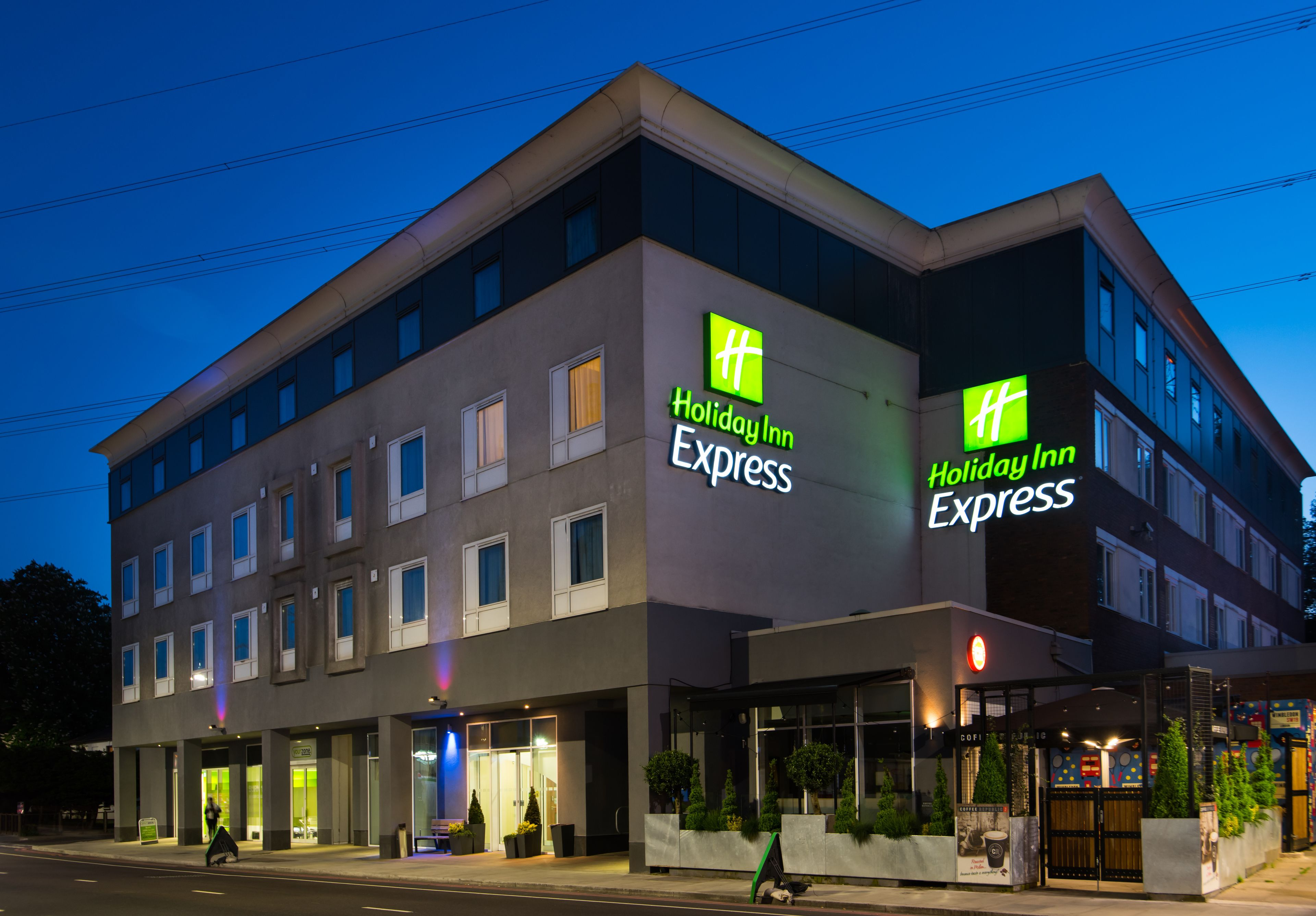 Holiday Inn Express Wimbledon-south