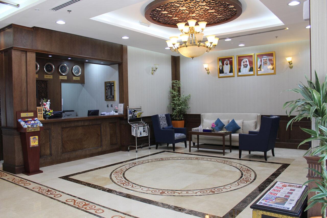 Al Diar Mina Hotel