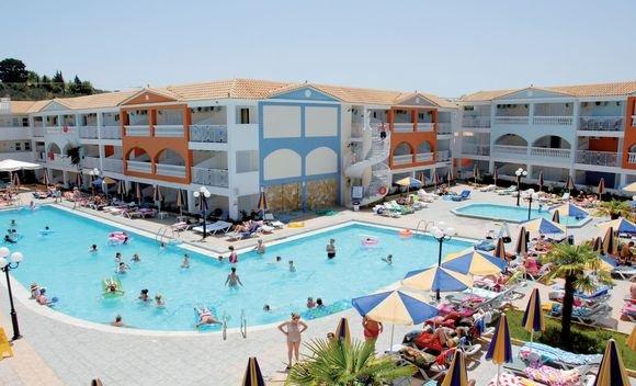 Admiral Tsilivi Hotel