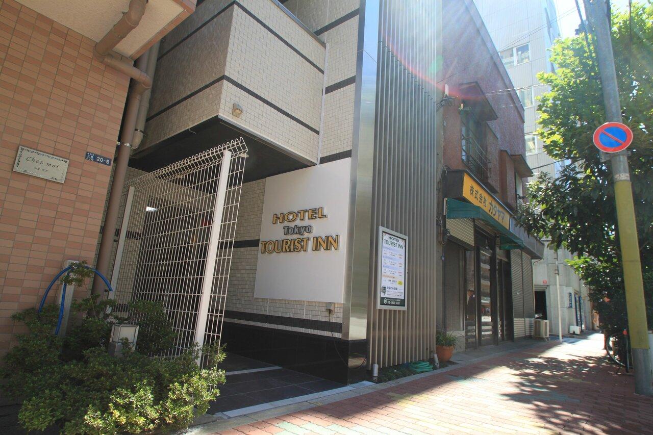 Tourist Inn Ueno Okachimachi