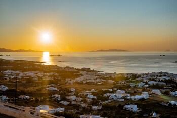 Golden Sunset Paros