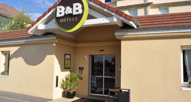 B&B Hôtel MARNE-LA-VALLEE Bussy