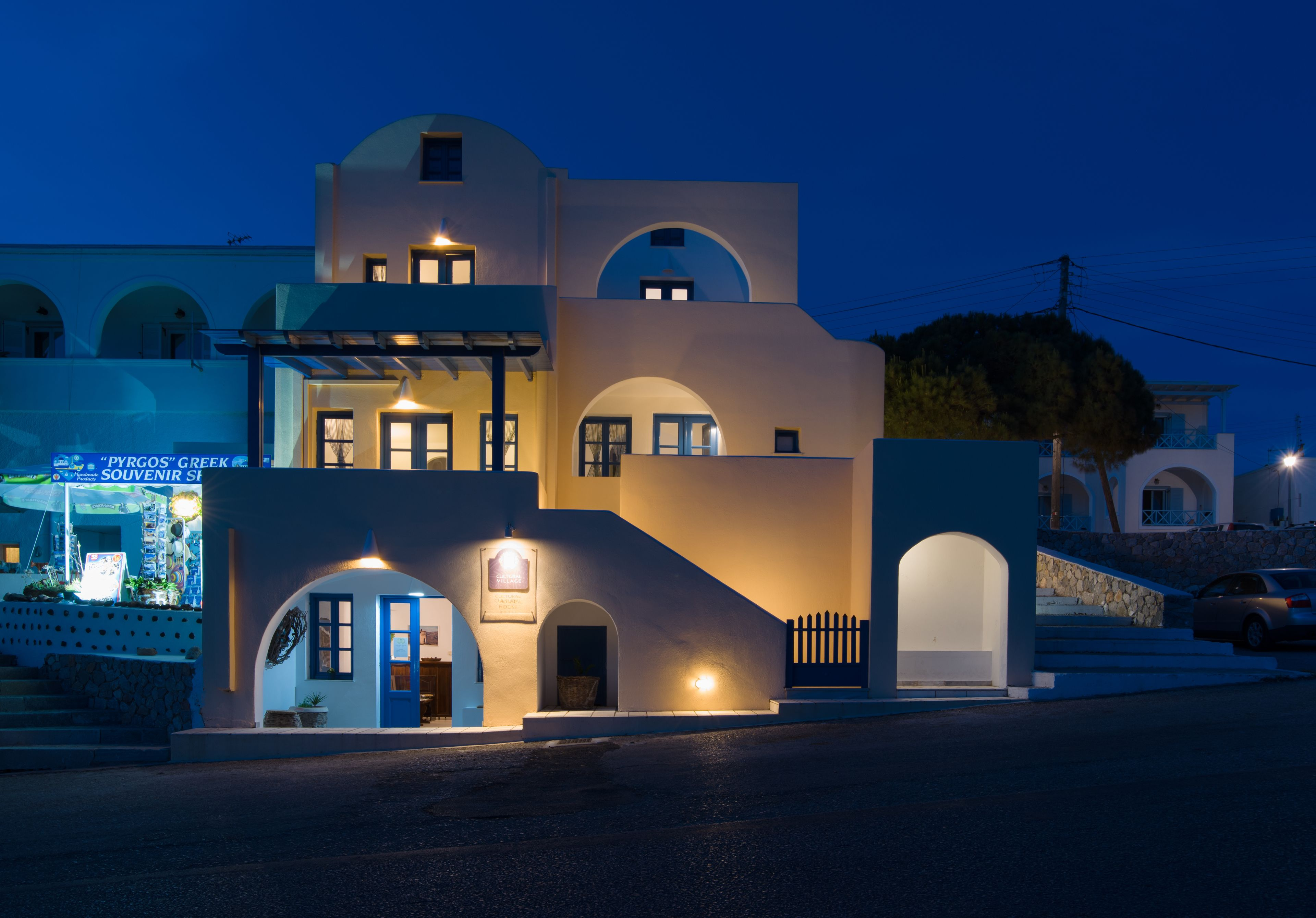 Cultural House