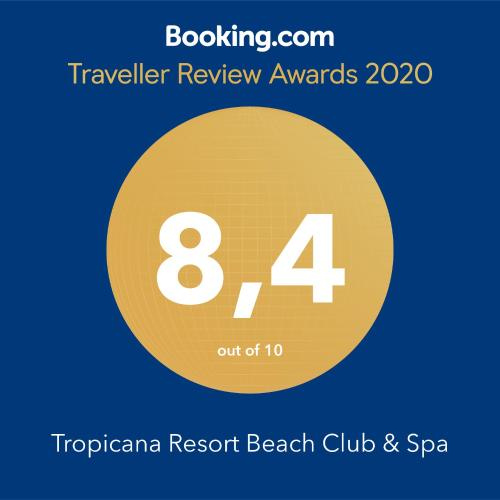 Tropicana Resort Beach Club And Spa