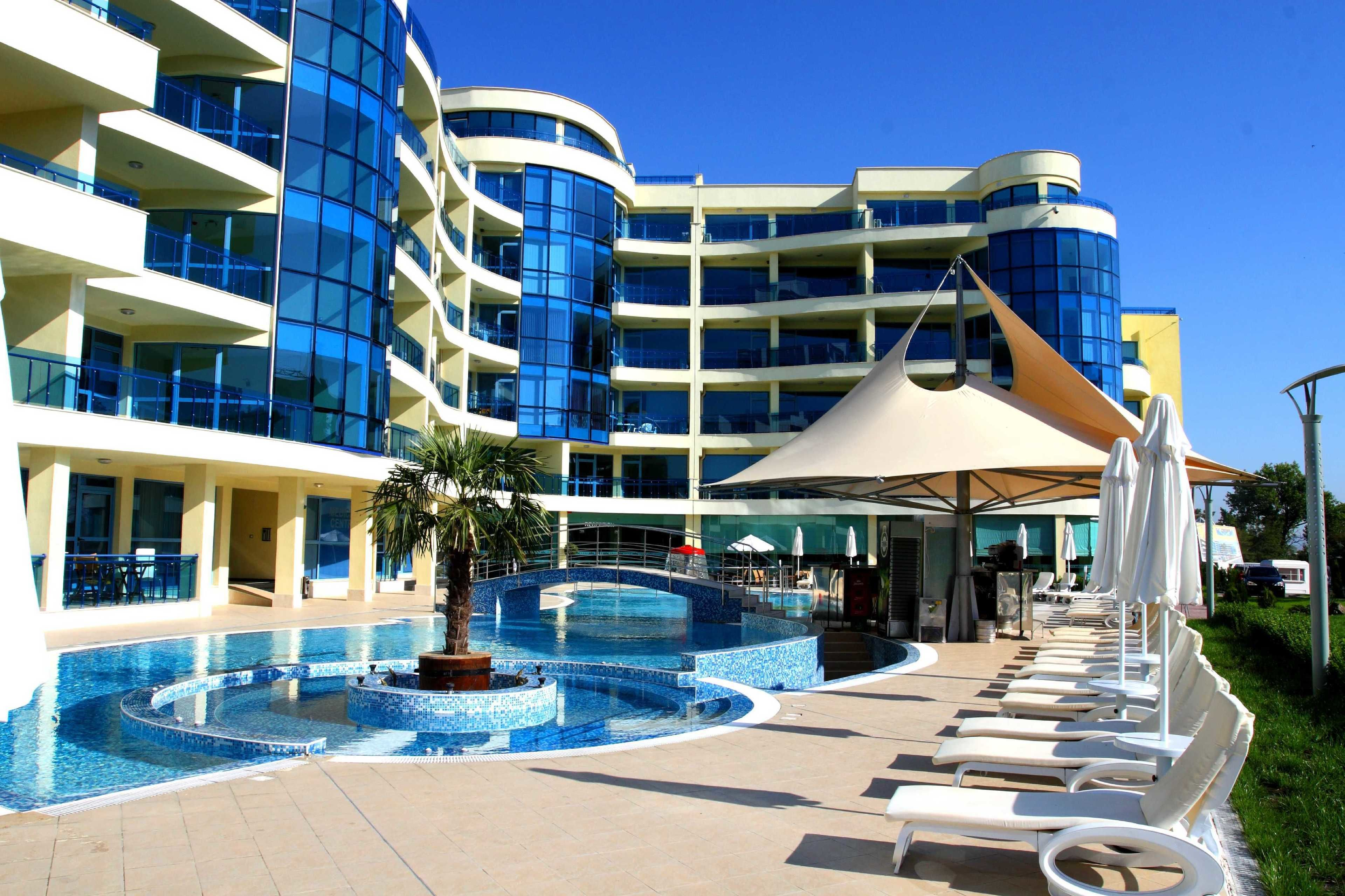 Aparthotel Marina Holiday Club And Spa - All Inclusive