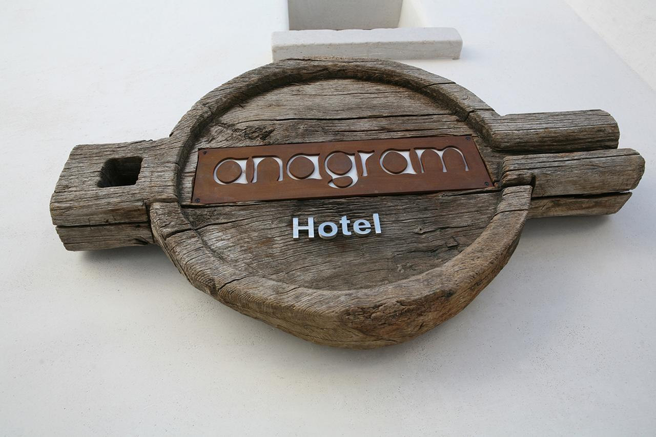 Anagram Boutique Hotel