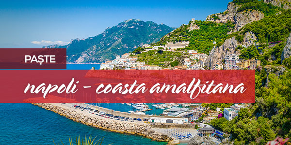 NAPOLI - COASTA AMALFITANA - PASTE 2020