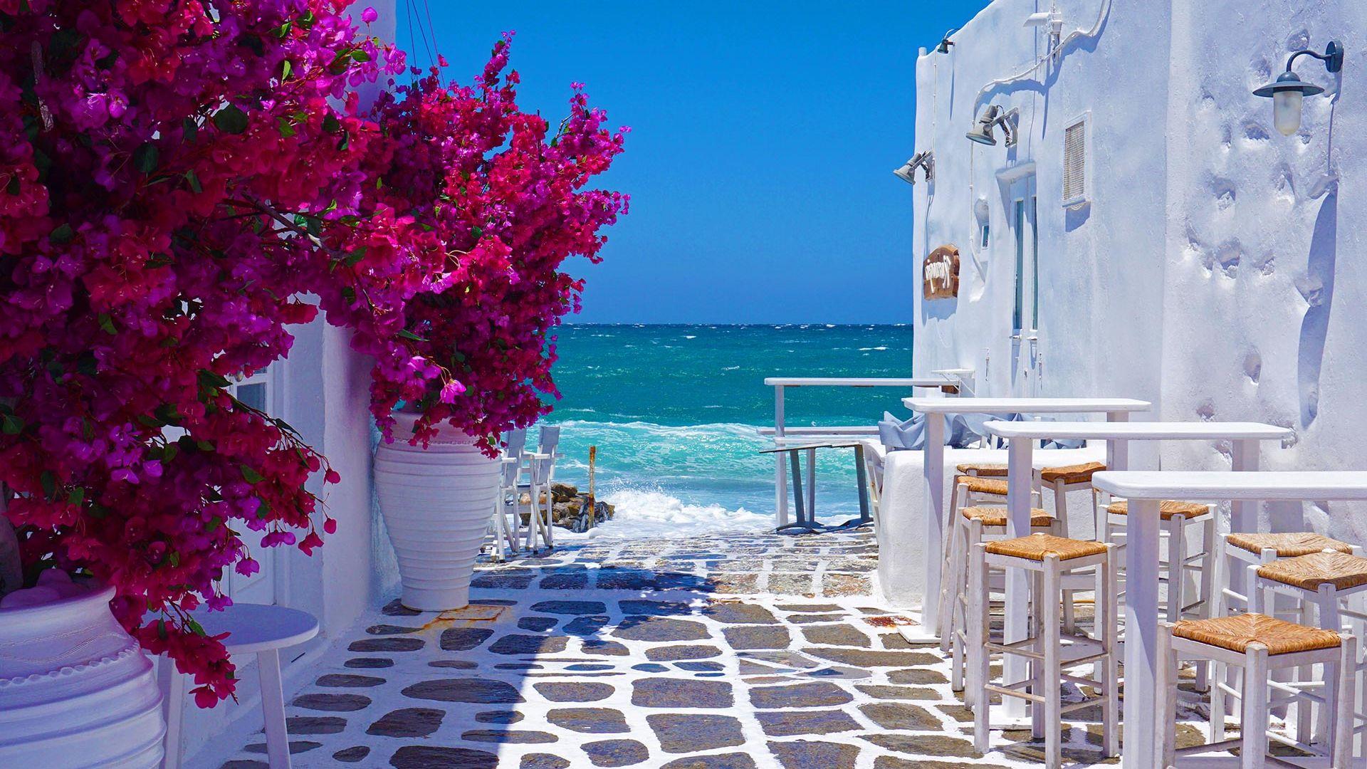 Sejur plaja Mykonos, Grecia, august, 8 zile