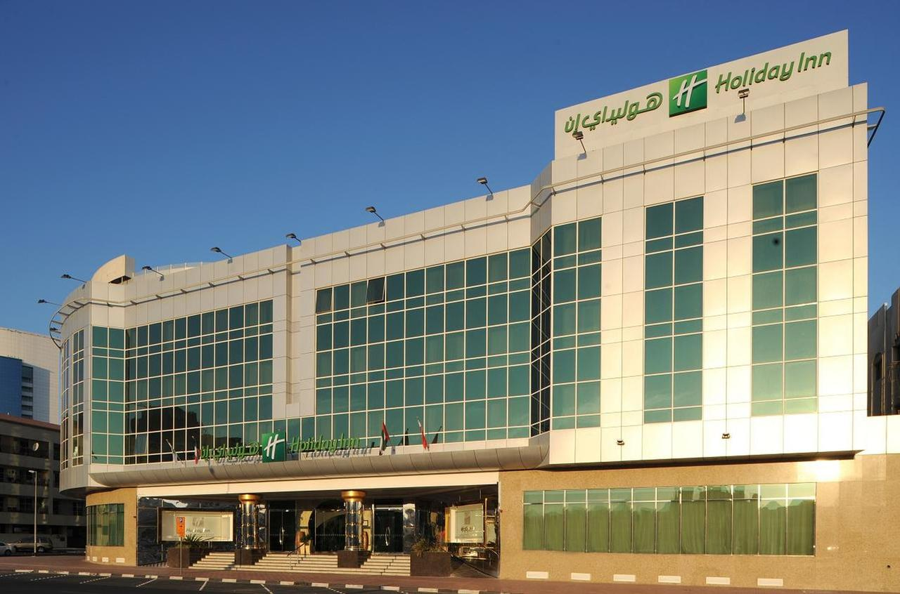 Hotel Holiday Inn Bur Dubai - Embassy District