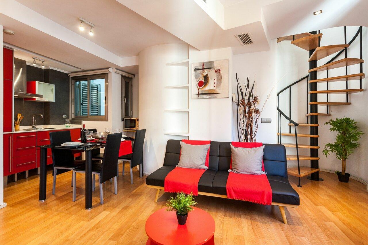 Apartamentos Lonja