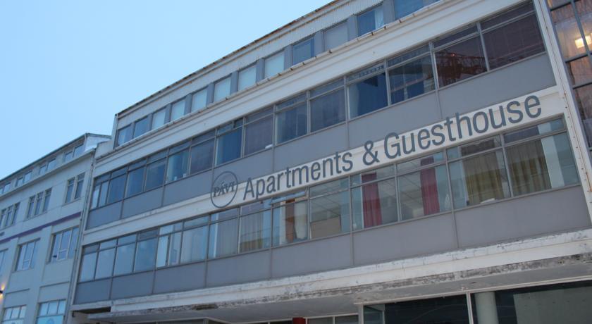 Pávi Apartments