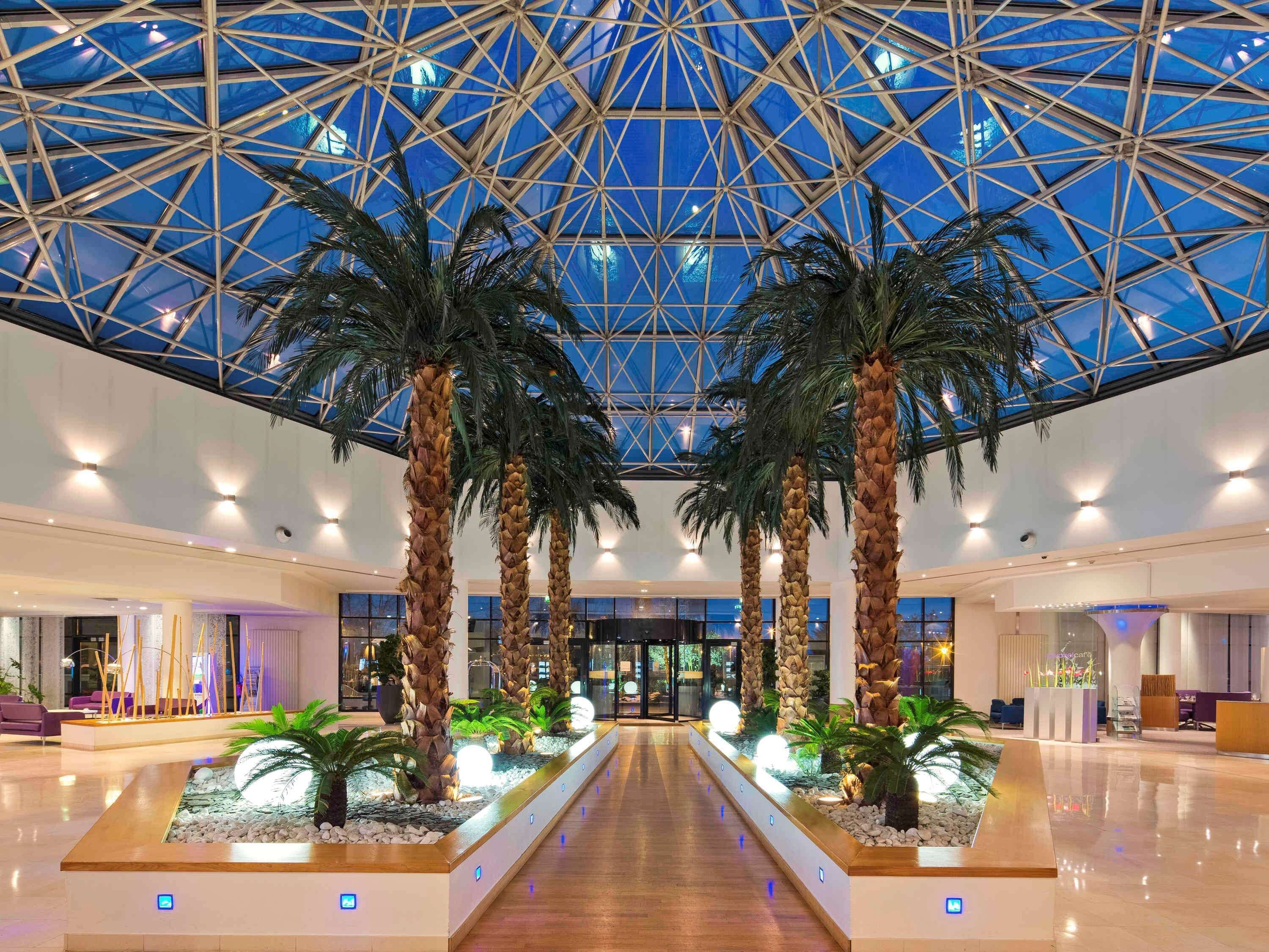 Novotel Cdg Convention And Spa