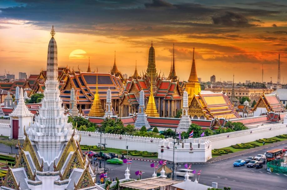 Circuit Bangkok, Phuket si Singapore