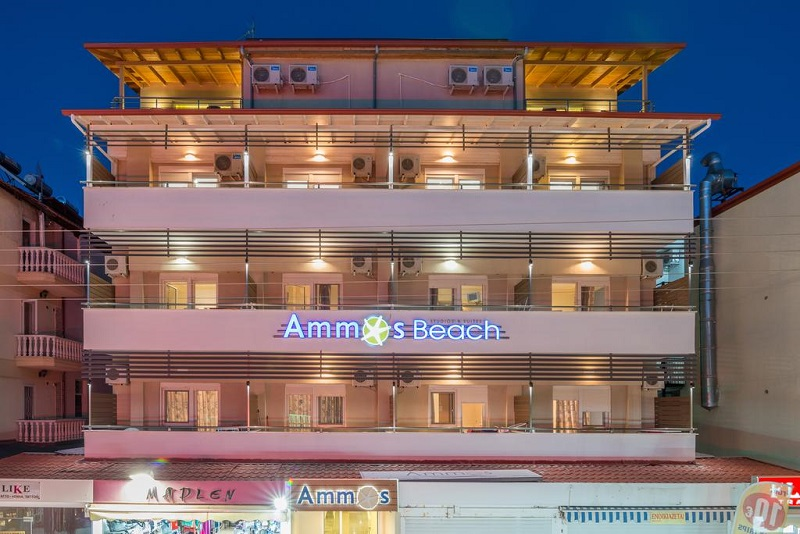 Ammos Beach Studios & Suites