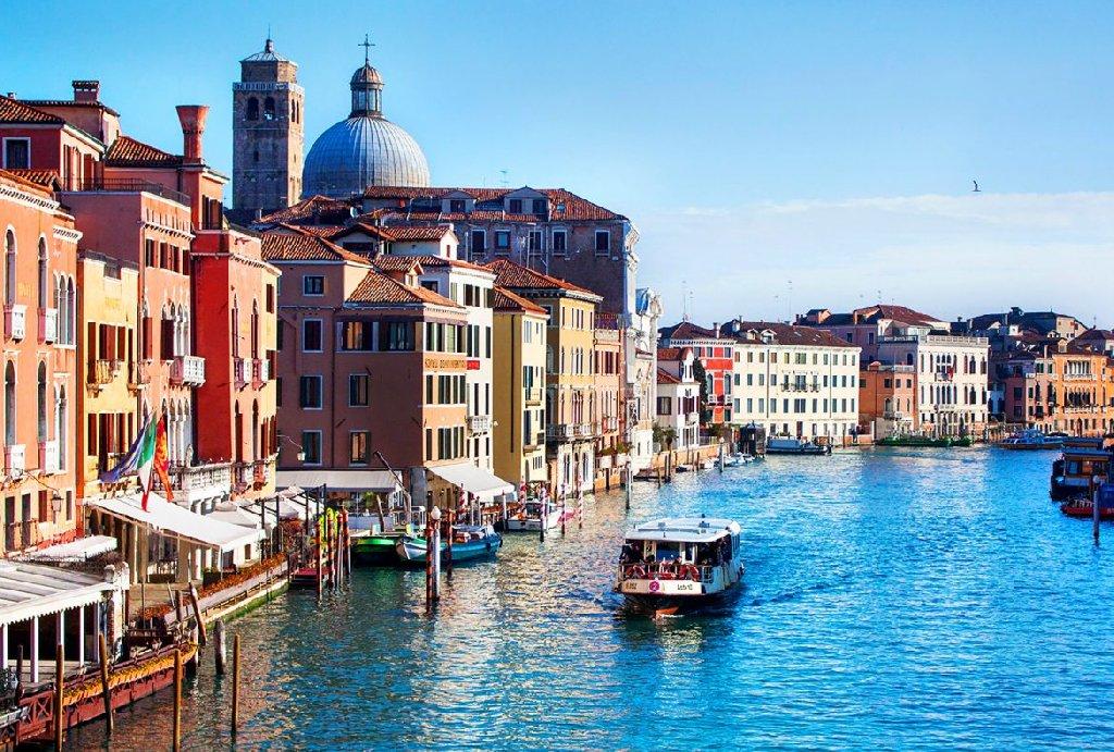 CIRCUIT 6 ZILE ITALIA - VENETIA - MILANO - SLOVENIA PESTERA POSTOJNA
