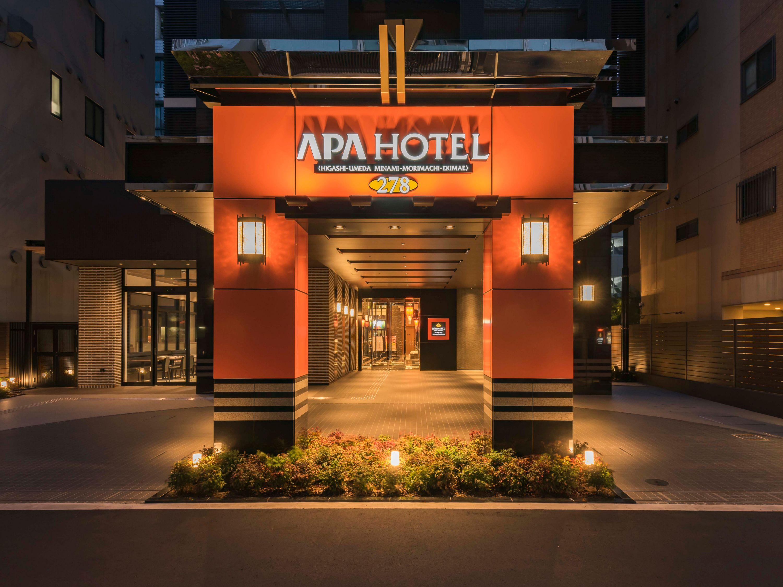 Apa Hotel Higashi-umeda Minami-morimachi-ekimae