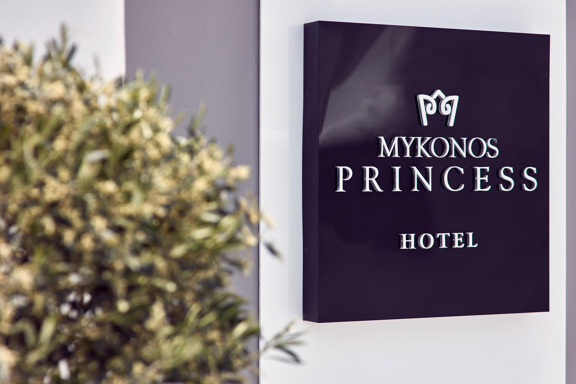 MYKONOS PRINCESS HOTEL