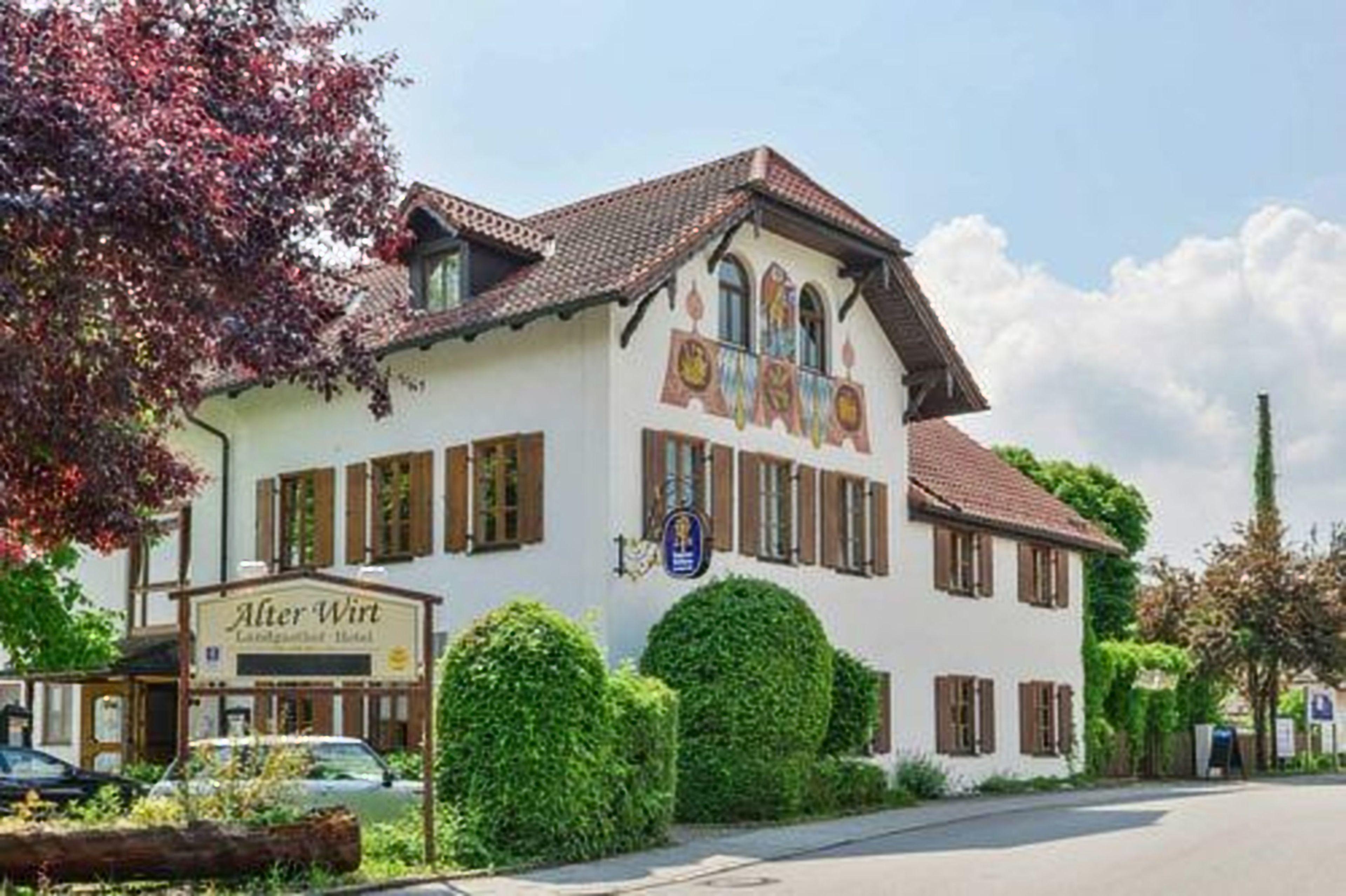 Landgasthof And Hotel Alter Wirt