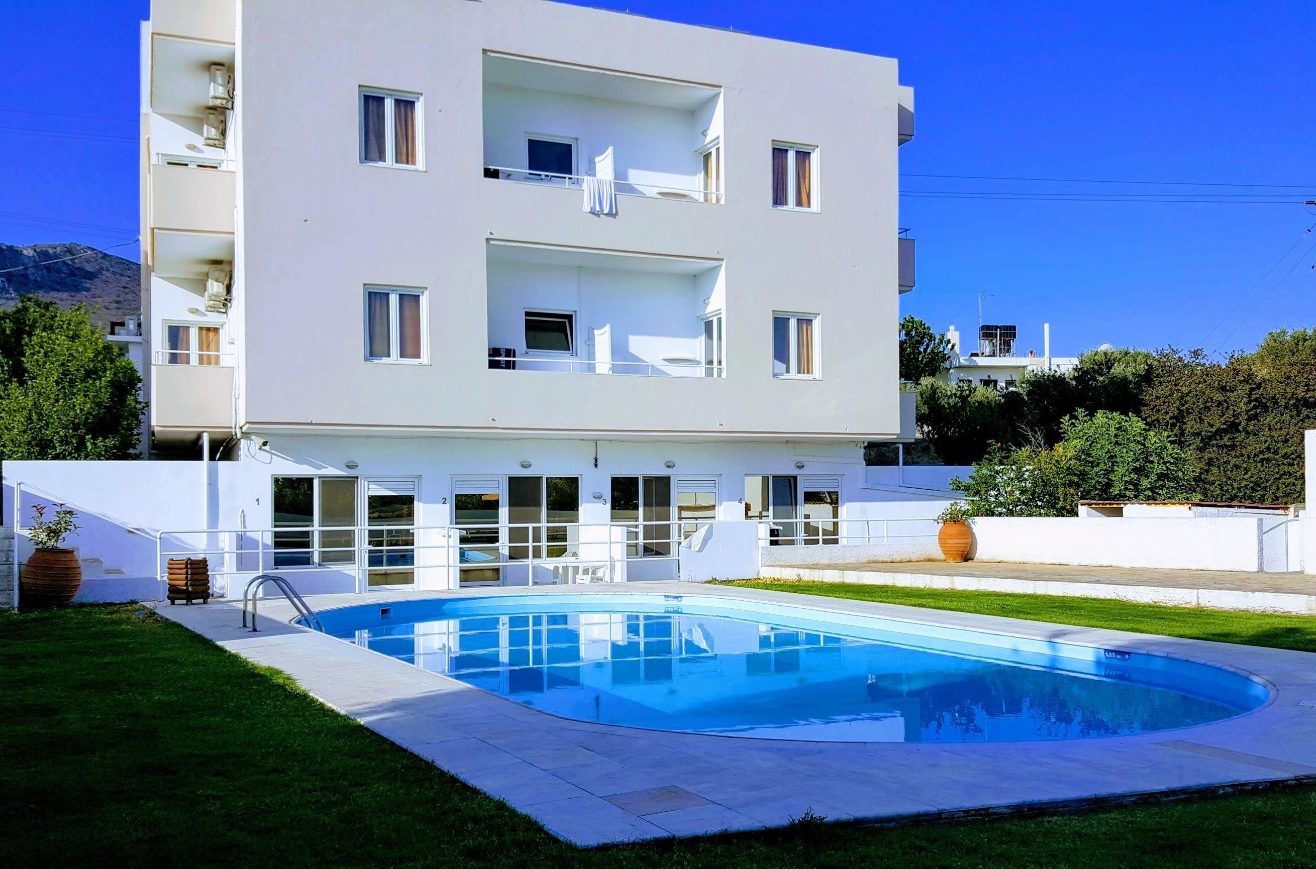 Mastorakis Hotel Und Studios