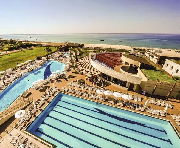 Kirman Belazur Resort And Spa