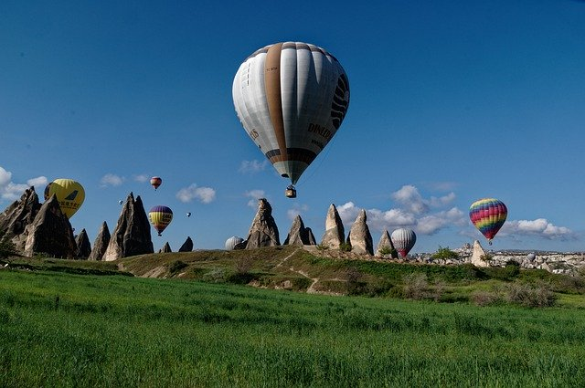 Cappadocia-Pamukkale