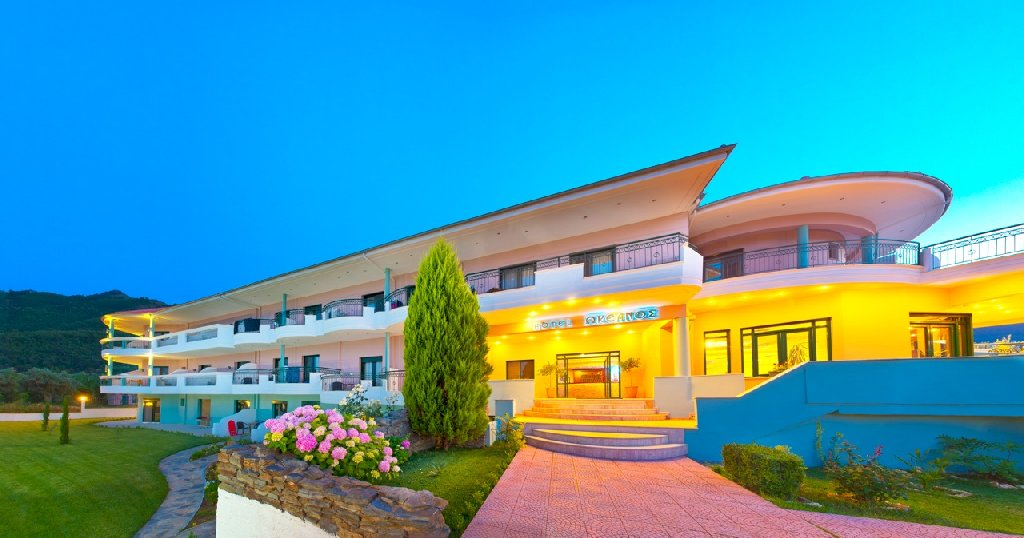 Ocean Beach Hotel (Skala Potamias)