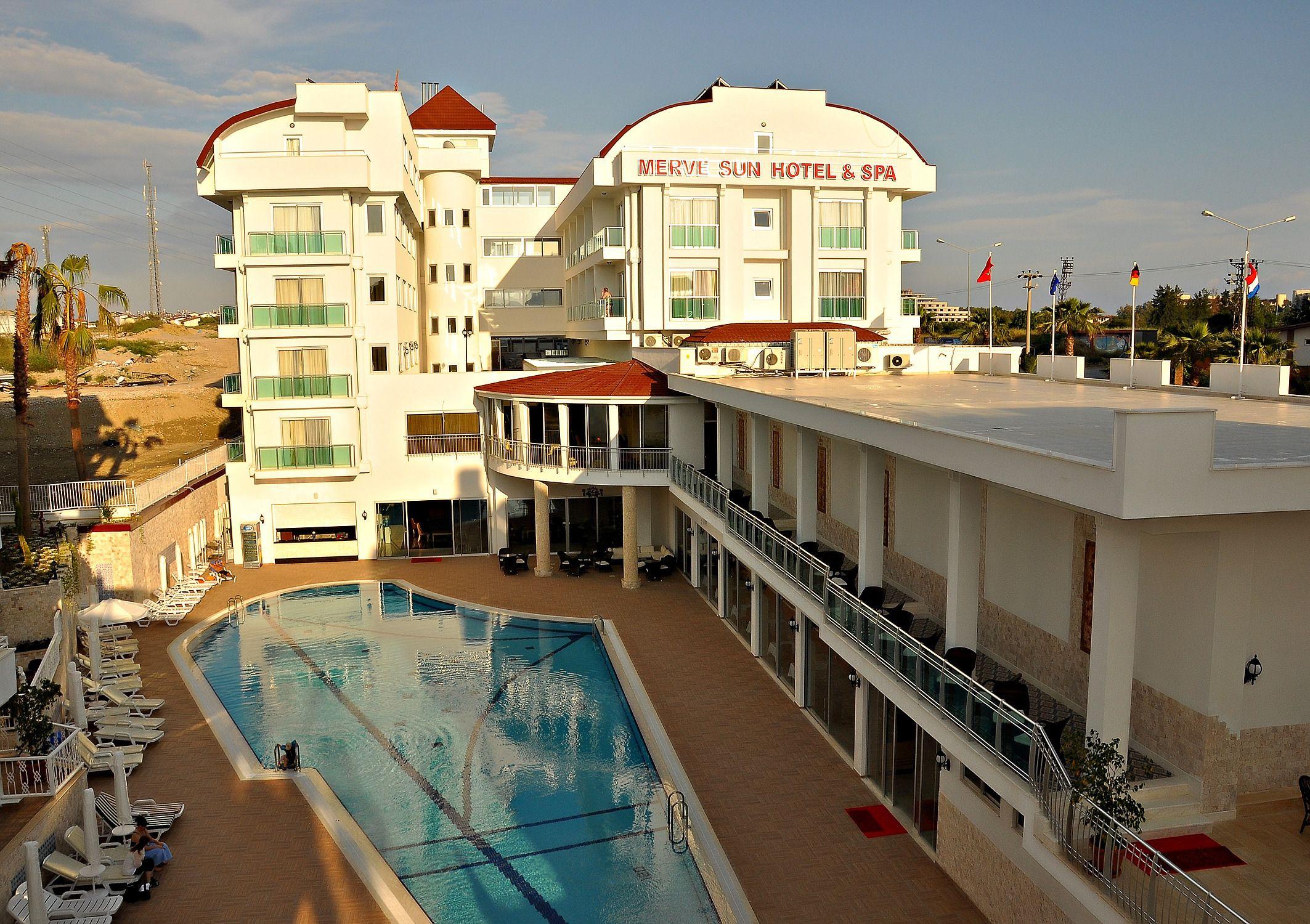 Mervesun Apartments