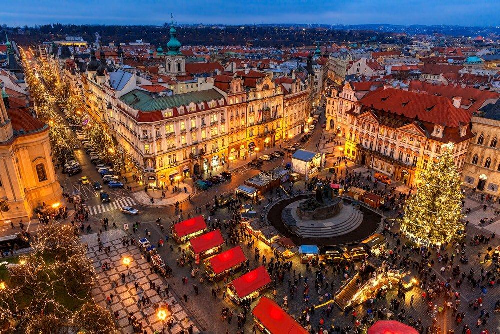 Piata de Craciun Praga (6 zile)