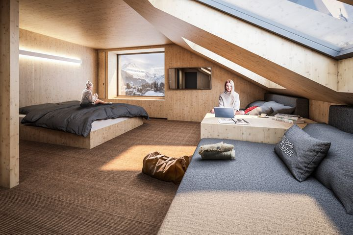 Revier Mountain Lodge Adelboden