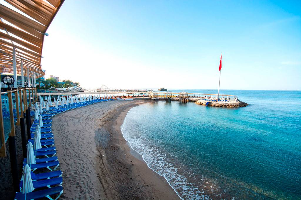 ORANGE COUNTY RESORT HOTEL ALANYA 5 *
