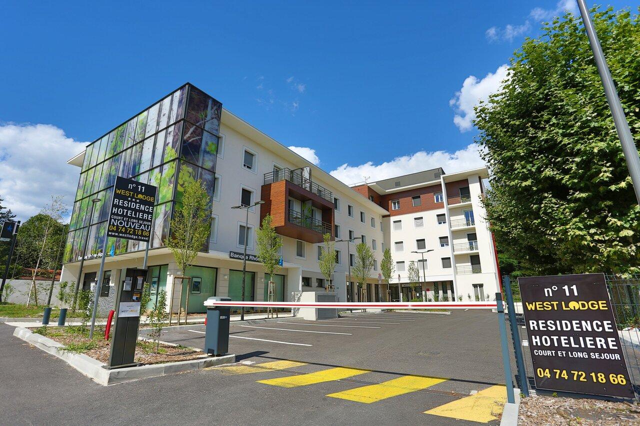 Westlodge Dardilly Lyon Nord