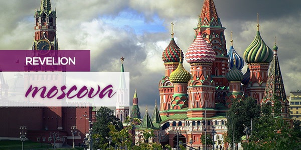 MOSCOVA - REVELION 2021 - Hotel 3 stele