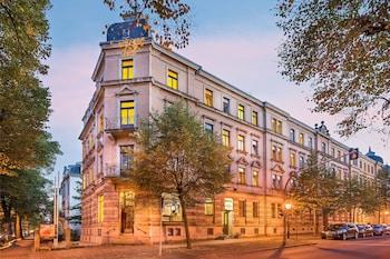 Novum Hotel Bonhoefferplatz Dresden