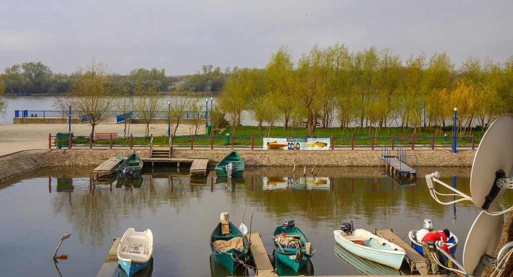 Complex Delta Marina ( Sfantu Gheorghe)