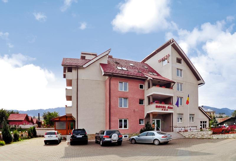 HOTEL EDEN - REVELION