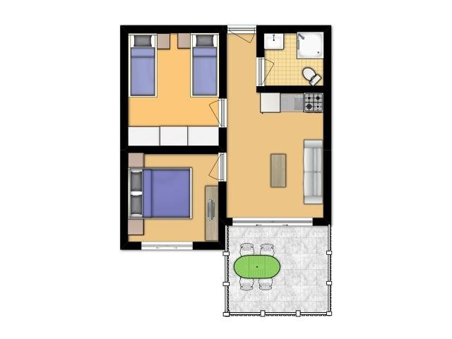 4 YOU FAMILY Apartments