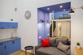 Smart city apartments